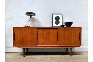 Thumb vintage 1960s poul hundevad danish teak sideboard retro mcintosh g plan mid century 1960s 0