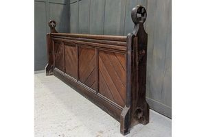 Thumb portsmouth victorian herringbone pitch pine front panel panelling 0