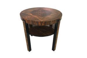 Thumb french art deco burlwood side table 1920s 0