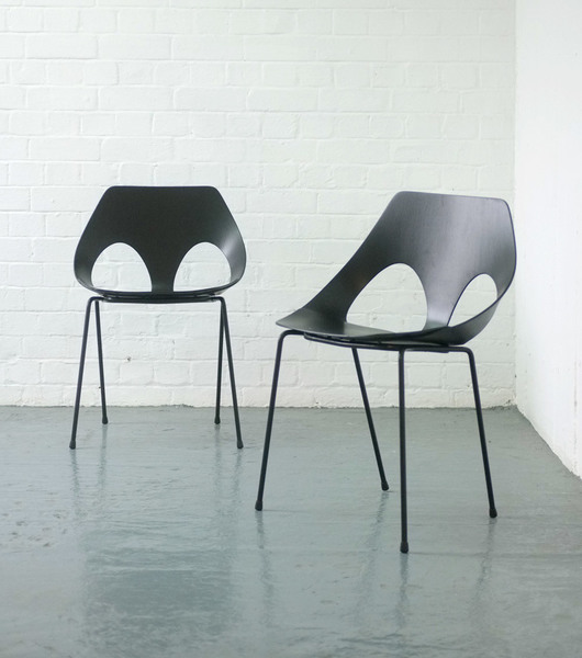 Pair Of Jason Chairs By Kandya