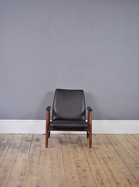 Lowback Swedish Armchair