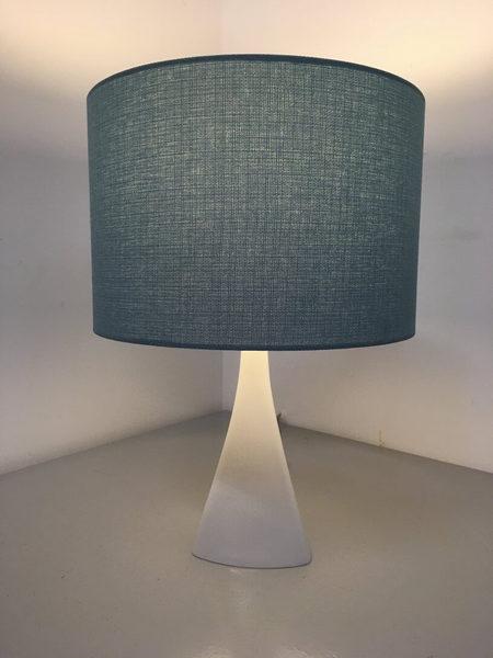 Bavarian Porcelain Table Lamp