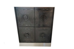 Thumb black brutalist bar cabinet 1970s 1970s 0