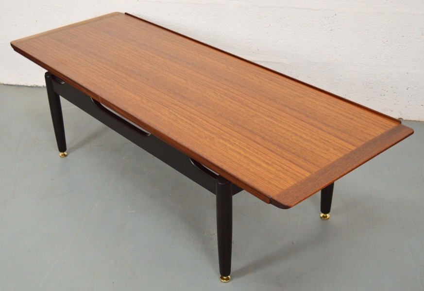 Mid Century Teak G Plan Coffee Table From The Tola Range
