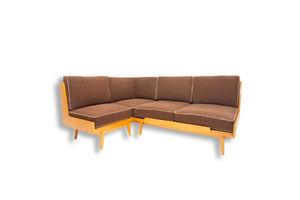 Thumb mid century corner folding sofa from up zavody 1950 s czechoslovakia 0