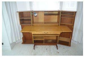 Thumb stunning vintage teak mummenthaler meier magic box fold out desk 0