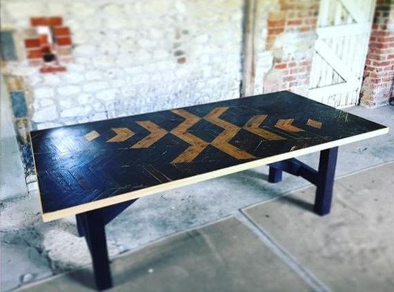 Dining Table By Forge Creative