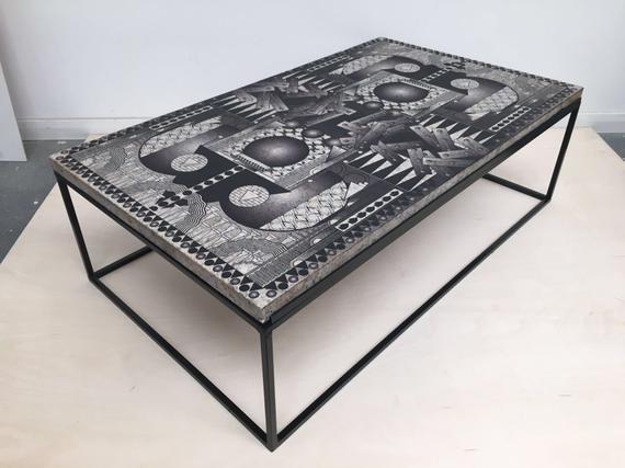 Daniel Heath Coffee Table