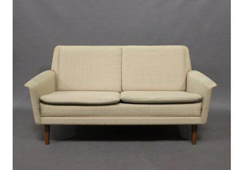 2 Seater Dux Sofa By Folke Ohlsson For Fritz Hansen, 1960s