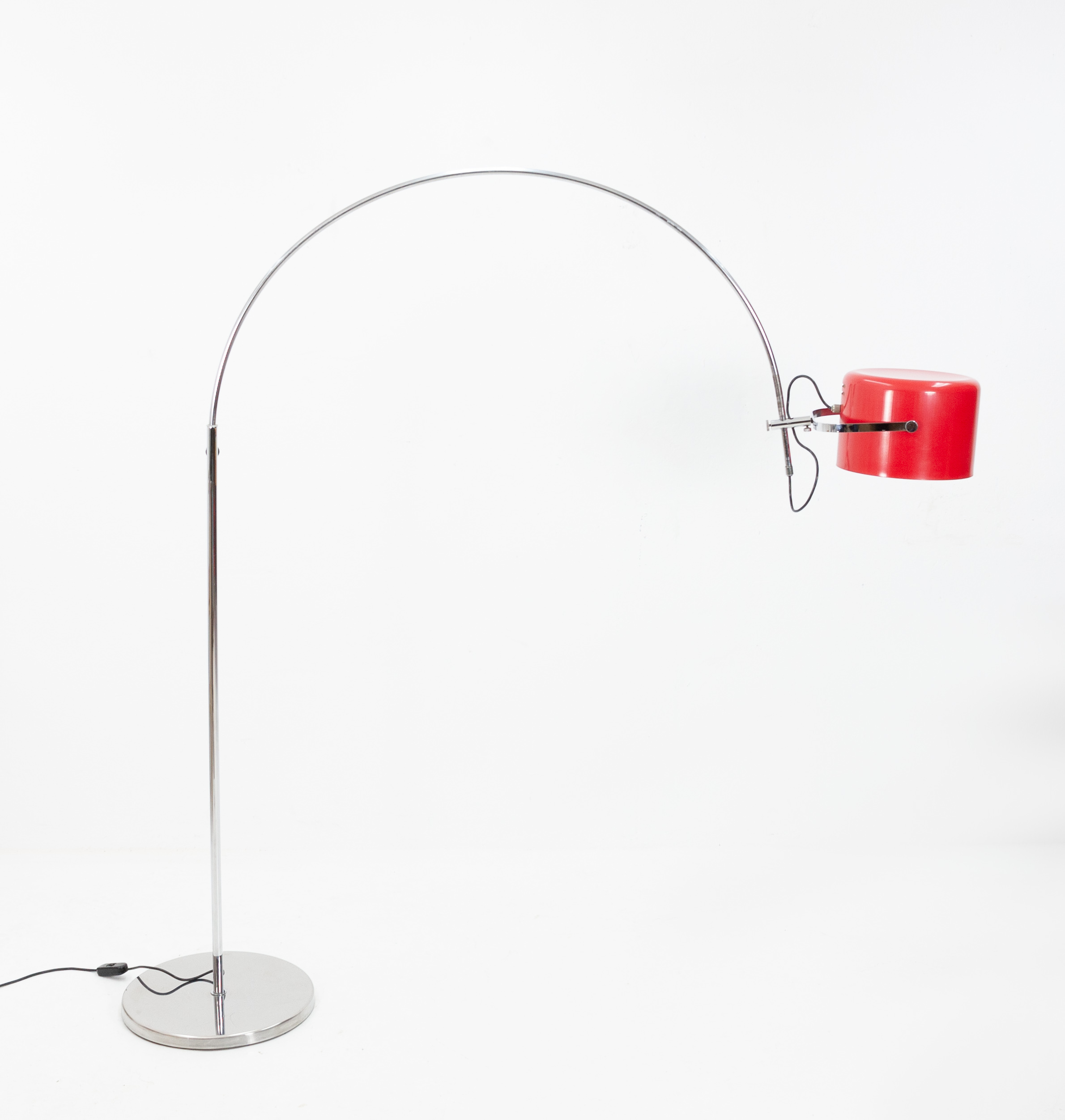 Large Arc Floor Lamp By Gepo Amsterdam