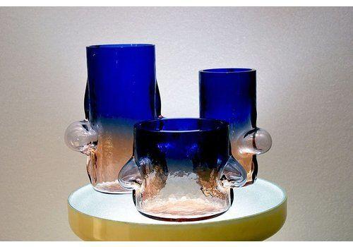 Bolle Vases By Toni Zuccheri For Ve Art, 1970s, Set Of 3