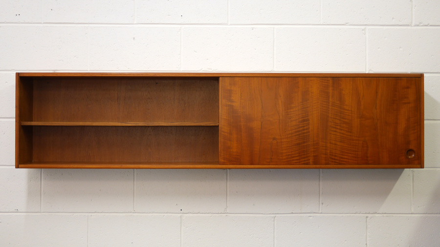 Robert Heritage For Archie Shine 'Planar' Wall Cabinet C.1967