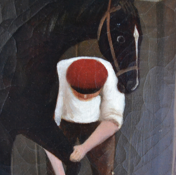 After John Herring (1795 1865) The Hunting Stud