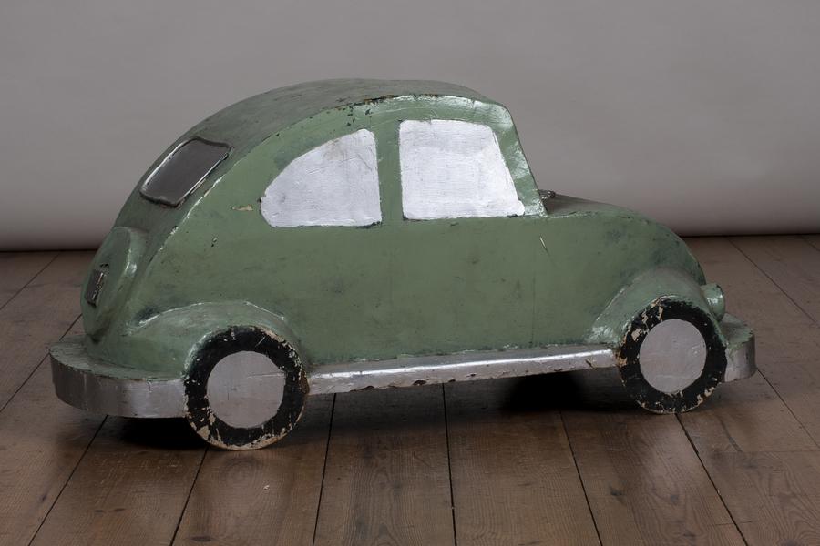 1970's German Iron Vw Beetle Car