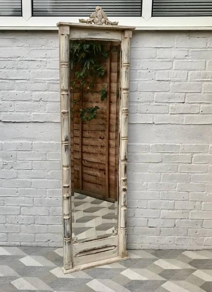 Vintage Full Length Mirror #484