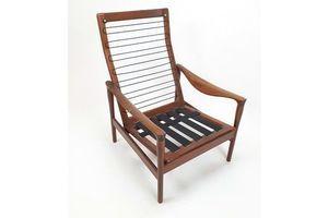 Thumb 2 mid century teak armchairs by de ster gelderland u choose upholstery 1950s reserved 0