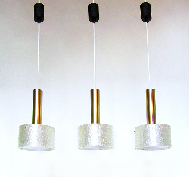 Three French 1970s Pendants By Maison Arlus