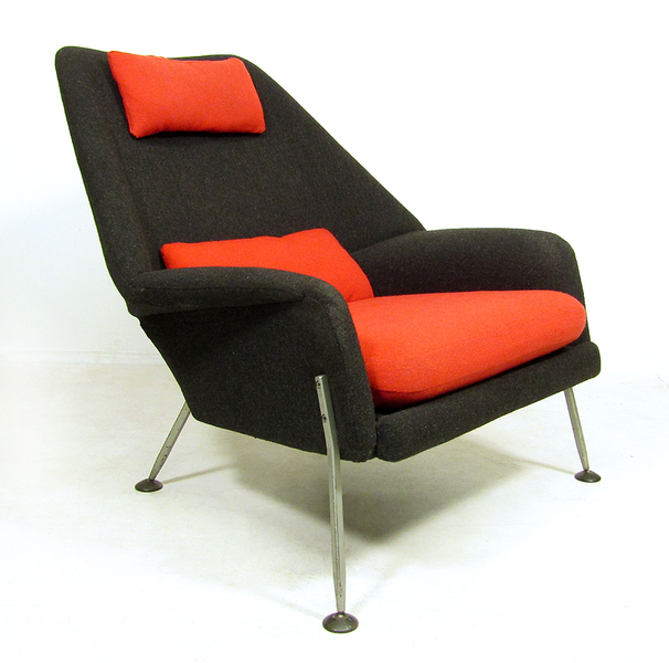 1960s Heron Chair By Ernest Race