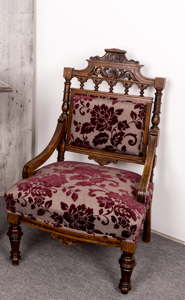 Old German Style Armchair