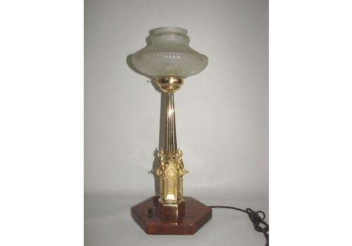 Cabinet Lamp, Age 20