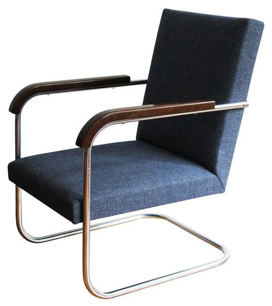 Fn 22 Armchair By Anton Lorenz For Mucke Melder