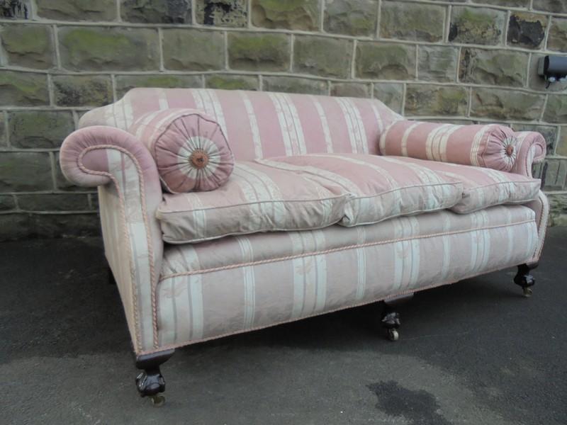 Antique English Country House Sofa