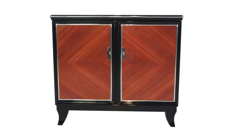 Cherrywood Commode From The German Art Deco
