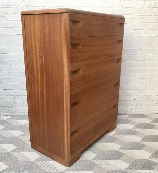 Vintage Chest Of Drawers Tallboy #500