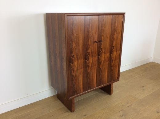 Mid Century Rosewood Cabinet