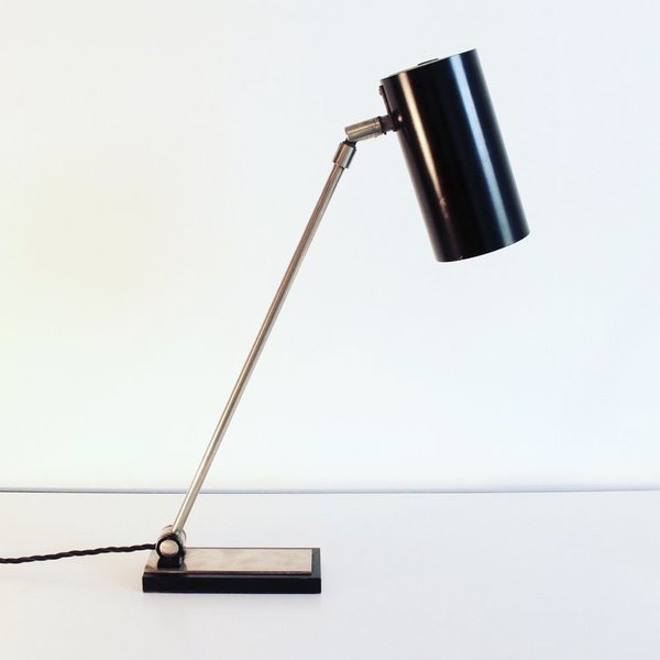 Dutch Modernist Desk Light By Philips, Netherlands C1950s