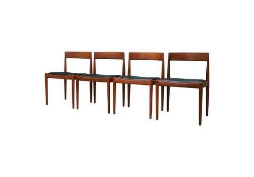 Kai Kristiansen Chairs Vintage 60s 70s Classic