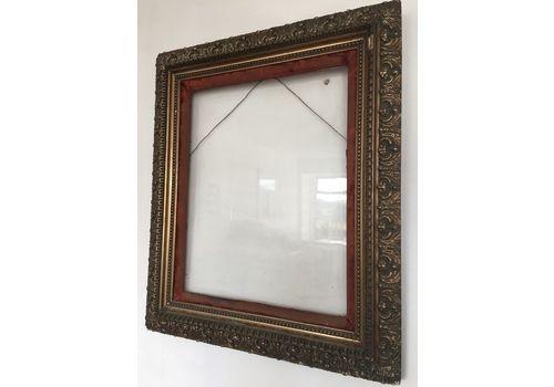 Large Antique Gilt Vintage Victorian Picture Frame