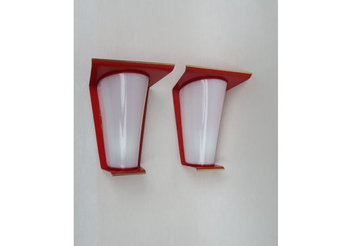 Outdoor Wall Lights From Bag Turgi, 1950s, Set Of 2
