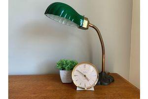 Thumb original 1960 s big ben alarm clock with rare face 1960s 0
