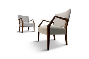 Thumb pair of danish armchairs by peter hvidt and orla molgaard nielsen 0