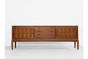 Thumb midcentury danish sideboard in teak by hw klein for bramin 1960s 1960s 0