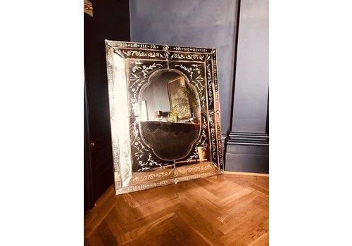 Huge Venetian Mirror