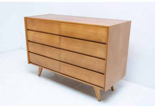 Mid Century Chest Of Drawers No. U 453 By Jiri Jiroutek, Czechoslovakia, 1960´S