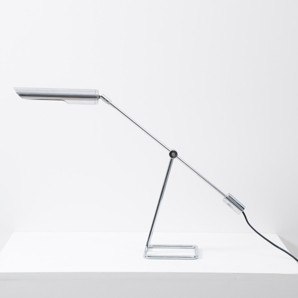 Abo Randers Chrome Desk Lamp