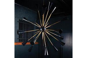 Thumb black sputnik chandelier unknown 0
