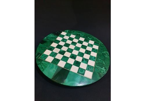 Malachite Chess Board