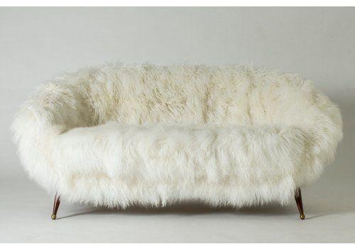 Model Tellus Sofa By Folke Jansson For S. M. Wincrantz, 1950s