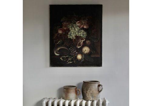 Beautiful English Still Life, Oil On Canvas