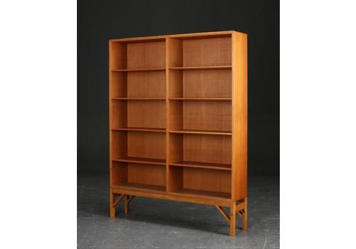 Danish Bookcase By Børge Mogensen For Fdb, 1960s