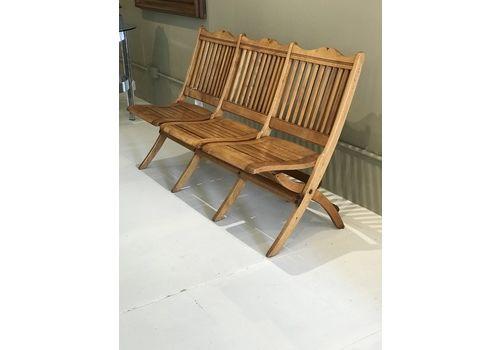 Fruit Wood Bench