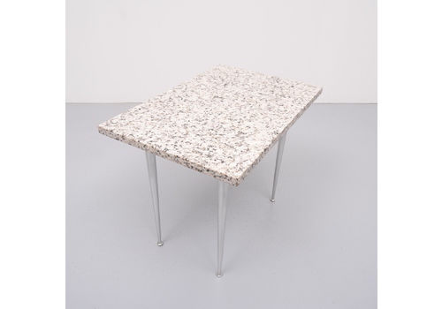 Marble Side Table, 1970s