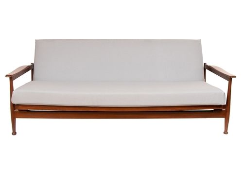Midcentury Guy Rogers Manhattan Sofa Bed C.1960
