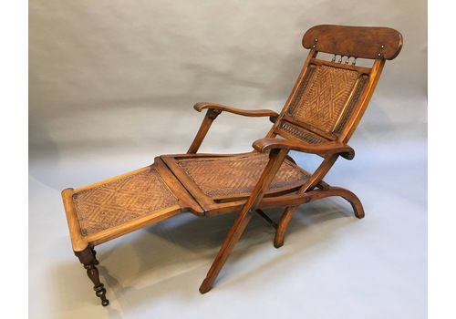 Anglo Colonial Steamer Chair