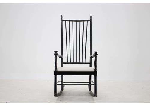 1960s Wooden Rocking Chair ,Denmark