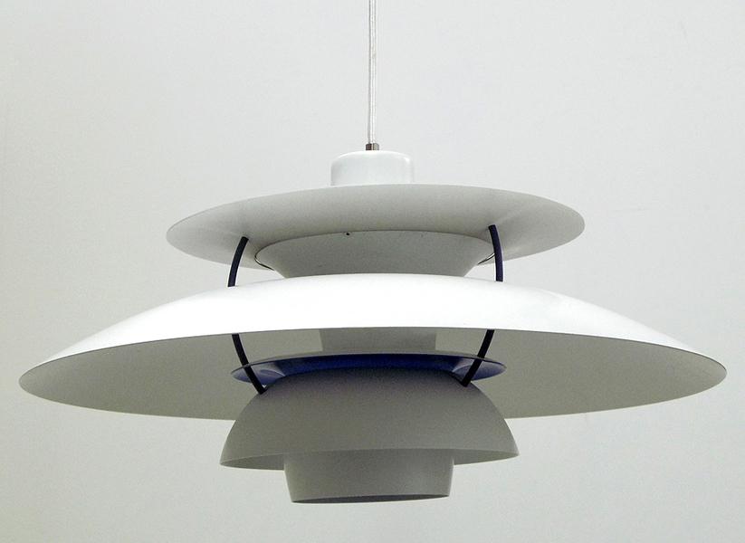 Poul Henningsen For Louis Poulsen Ph5 Ceiling Lights photo 1